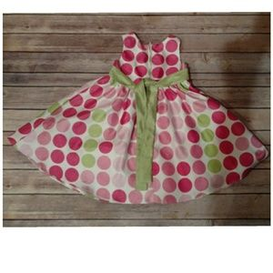 Rare Editions Dresses - Kids - Polka Dot Dress